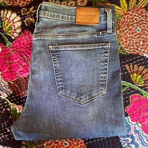 Lucky brand Brooke Straight jean
